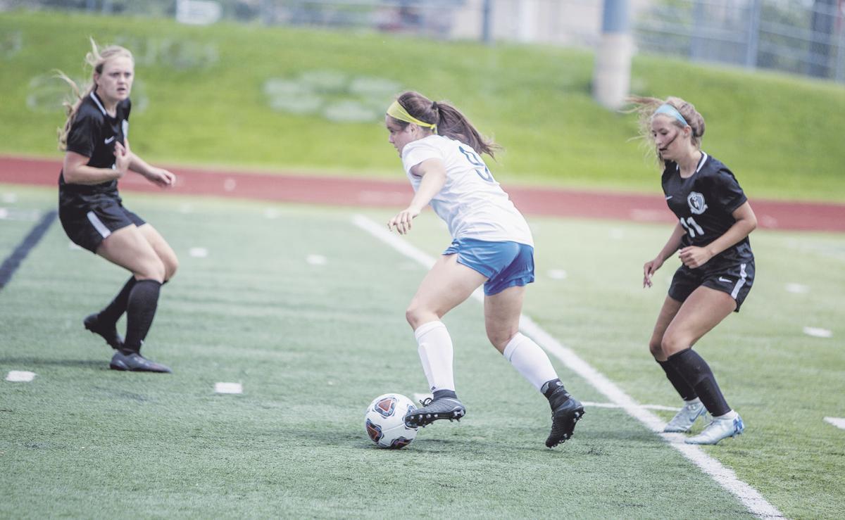 Blue Jays victorious in girls soccer Class 4 quarterfinals