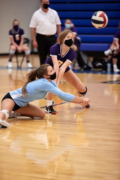 Kearney sweeps 5 straight matches to close out regular season