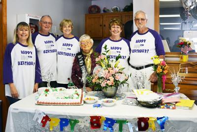 Kearney centenarian talks life as homesteader, growing up during Great Depression