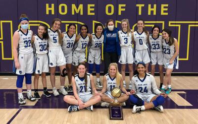 Liberty girls hoops wins Northtown Tournament