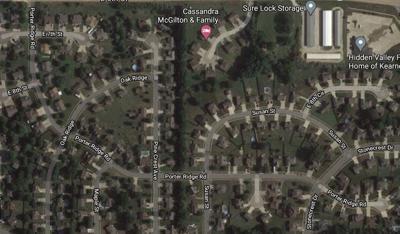 Kearney directs attention to Porter Ridge Road