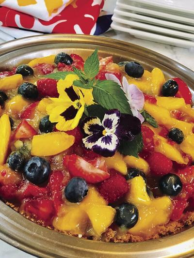DONNA'S DAY: Fresh fruit, berry pie becomes late summer treat