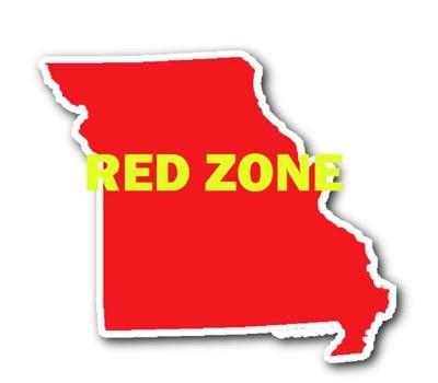 Coronavirus task force designates Missouri as COVID-19 'red zone'