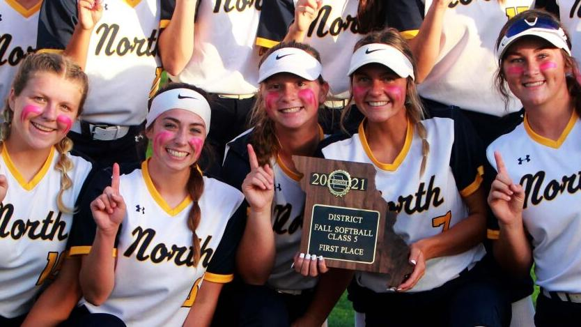 Our favorite photos from Liberty North's District Championship