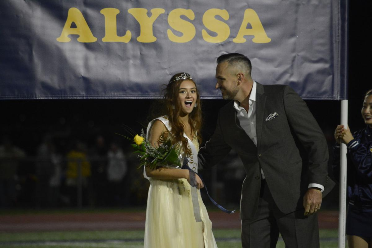 Liberty North Homecoming royalty announced