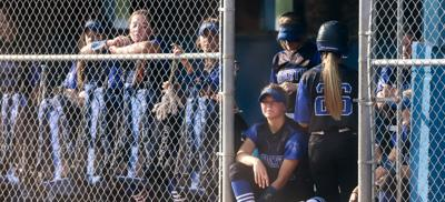 Liberty softball stumbles in district finals