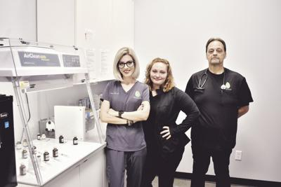 IV nutrition opens in Liberty Commons