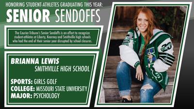 Senior Sendoffs: Brianna Lewis, Smithville