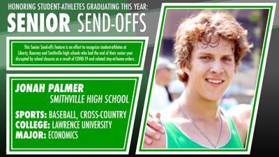 Senior Send-offs: Jonah Palmer, Smithville