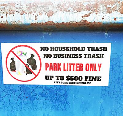 Kearney prosecuting illegal dumpers
