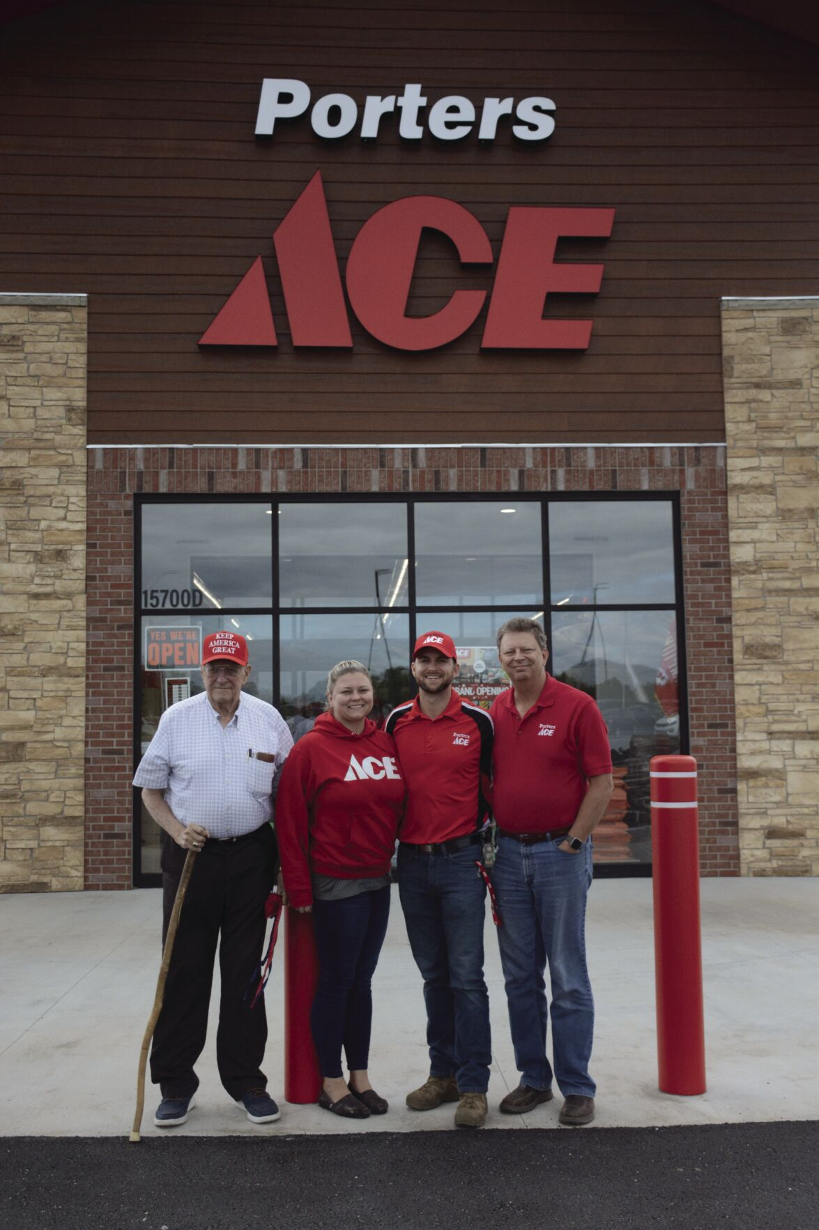 Porters Ace Hardware run by third generation Northlanders