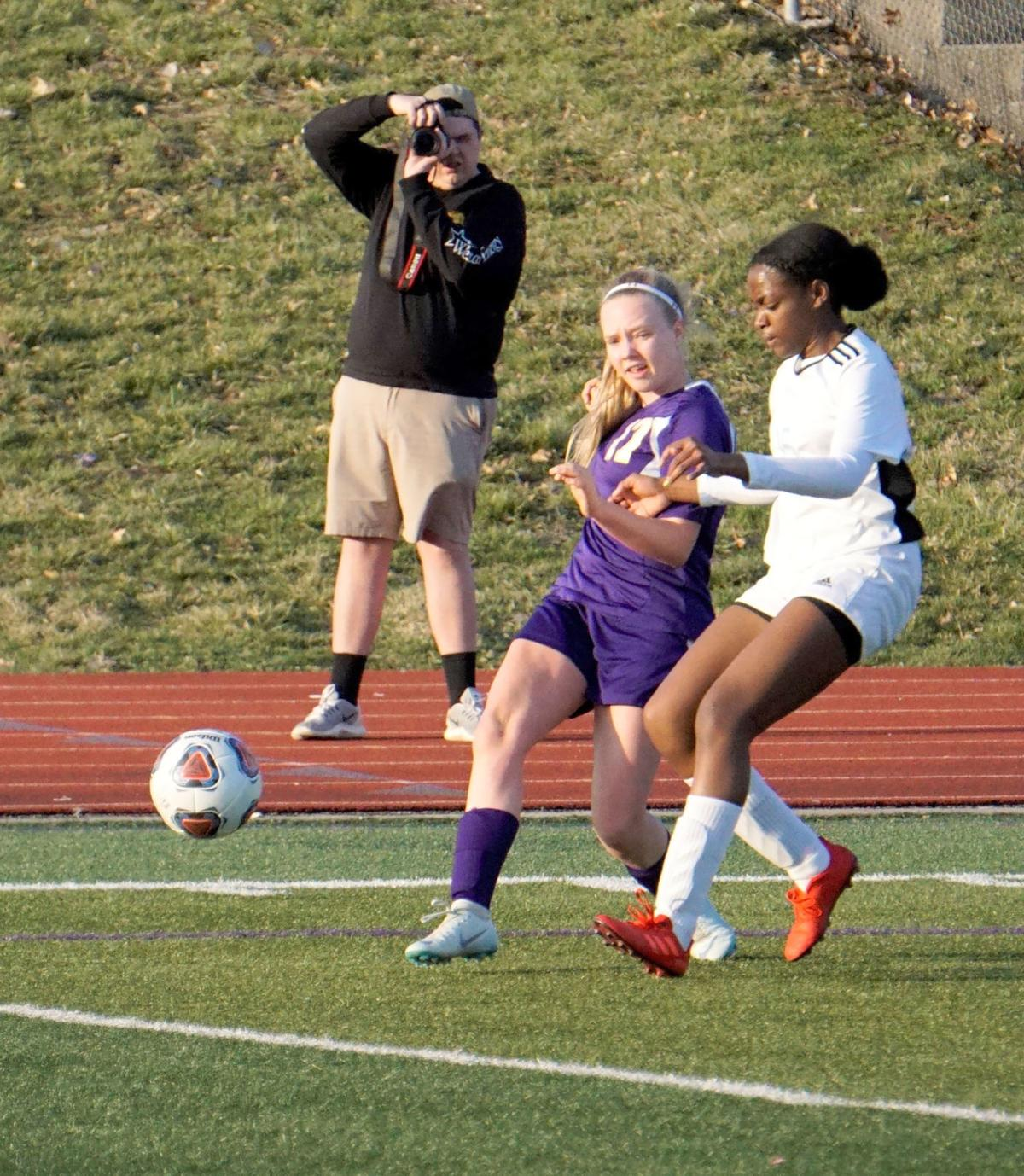 Kearney girls soccer starts the season strong against Grandview