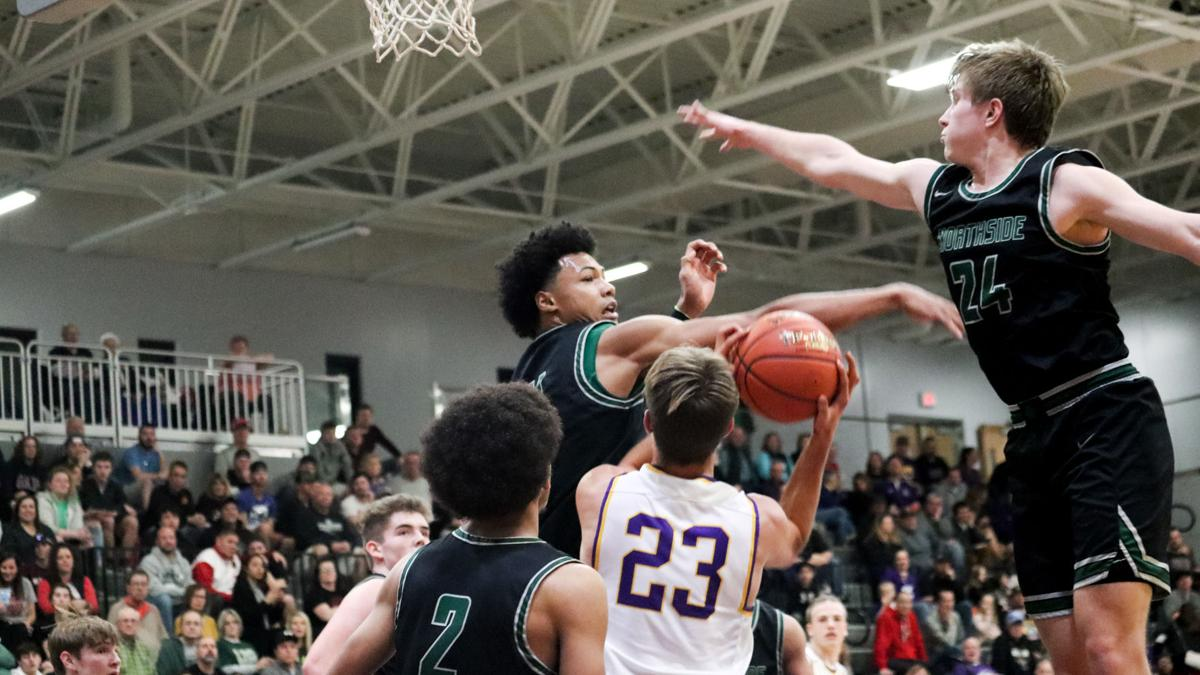 District Basketball: Kearney Boys 1