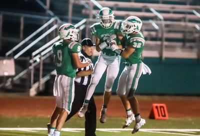 Smithville controls action in 35-7 win over Louisburg