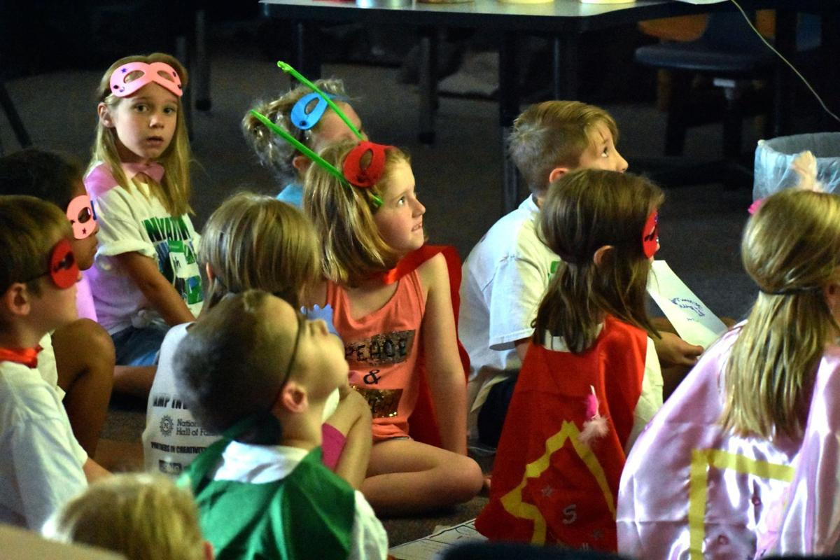 Summer camp fun teaches innovation
