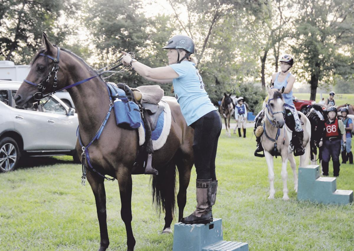 Competitive trail ride returns to Smithville Lake
