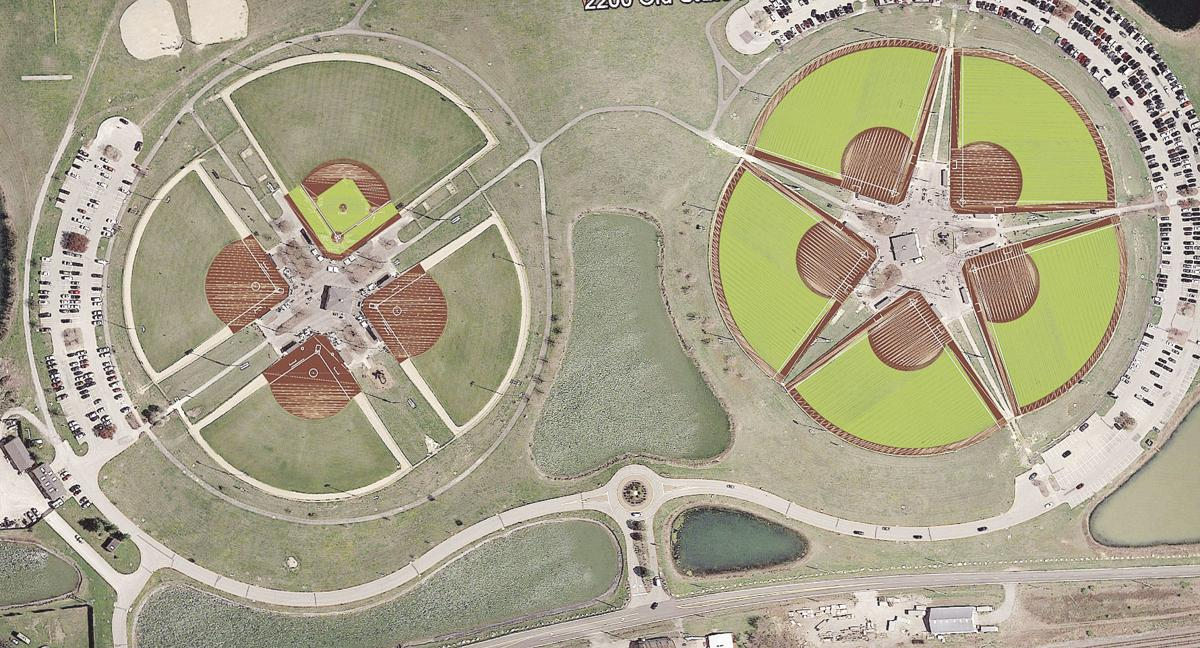 Fountain Bluff Sports Complex gains turf on 9 fields