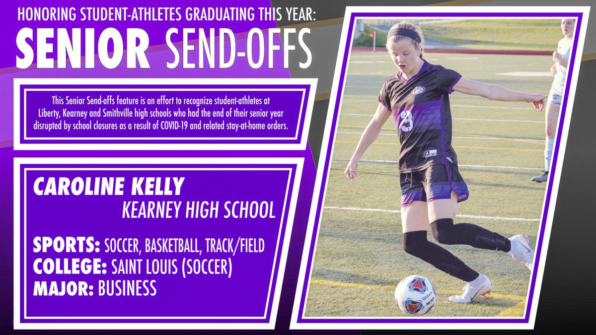 Senior Send-offs: Caroline Kelly, Kearney
