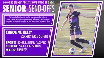 Senior Send-offs: Caroline Kelly, Kearney