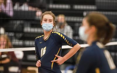 Courier-Tribune Fall 2020 All-Area Teams: Volleyball