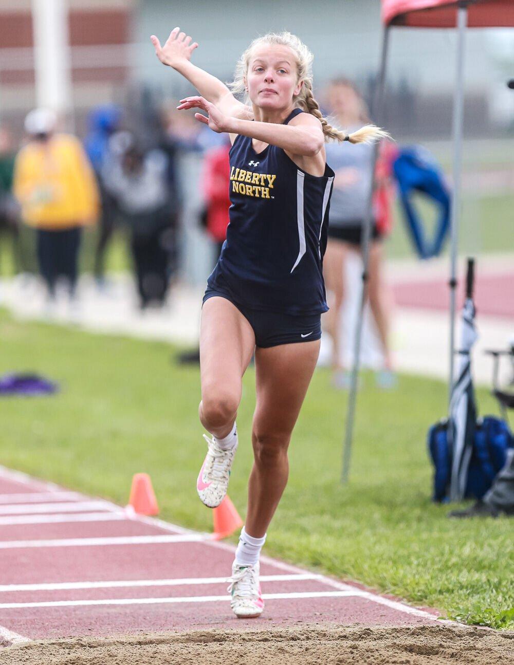 Liberty North Girls Athlete of the Year: Rachel Spainhour