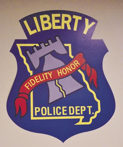 Liberty Police Department shield
