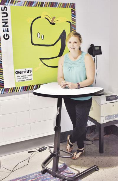 Educator talks teaching technology for 21st century