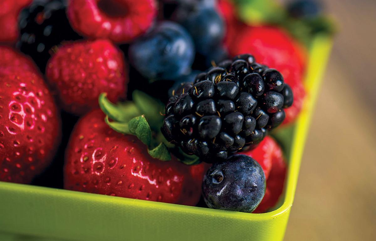 Warm summer weather offers different healthy snack options