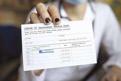 Vaccine incentive program begins at Clay County Public Health Center