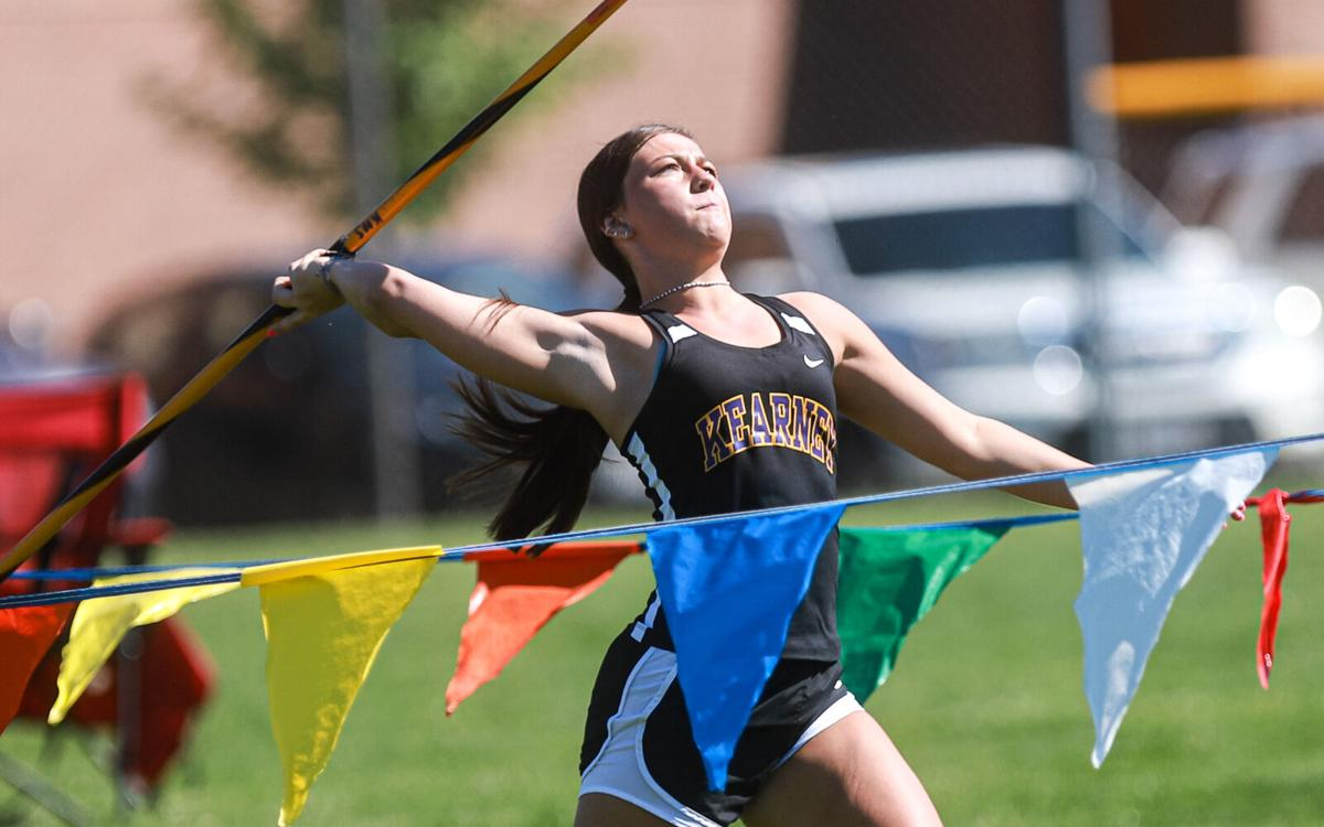 Kearney and Smithville at Suburban Blue conference track meet.jpg