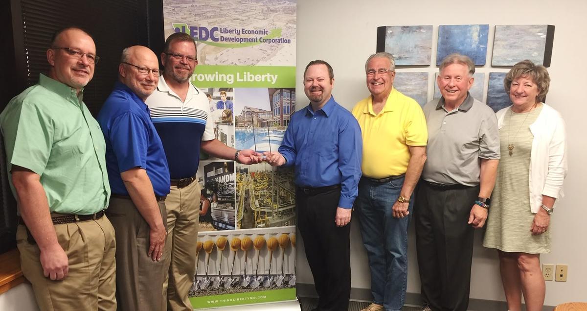 Liberty Economic Development Corporation receives top award
