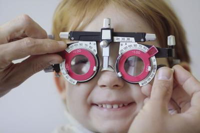 Ask an expert: How to tell if your child needs glasses