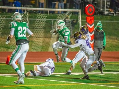 Smithville pulls away early in 43-0 win over Kearney in district finals