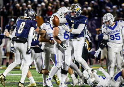 Liberty North football extends season with win over Rockhurst