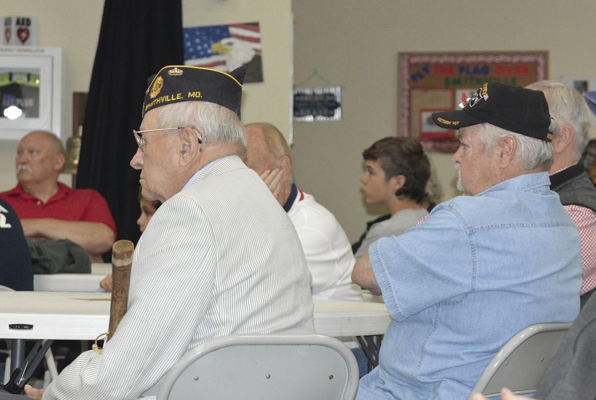 Honoring those who made the ultimate sacrifice