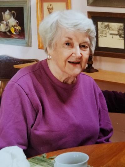 "Margaret ""Margi"" Joan Hawks"