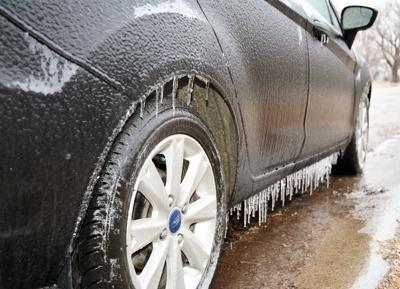 Cities report few to no accidents as result of winter storm