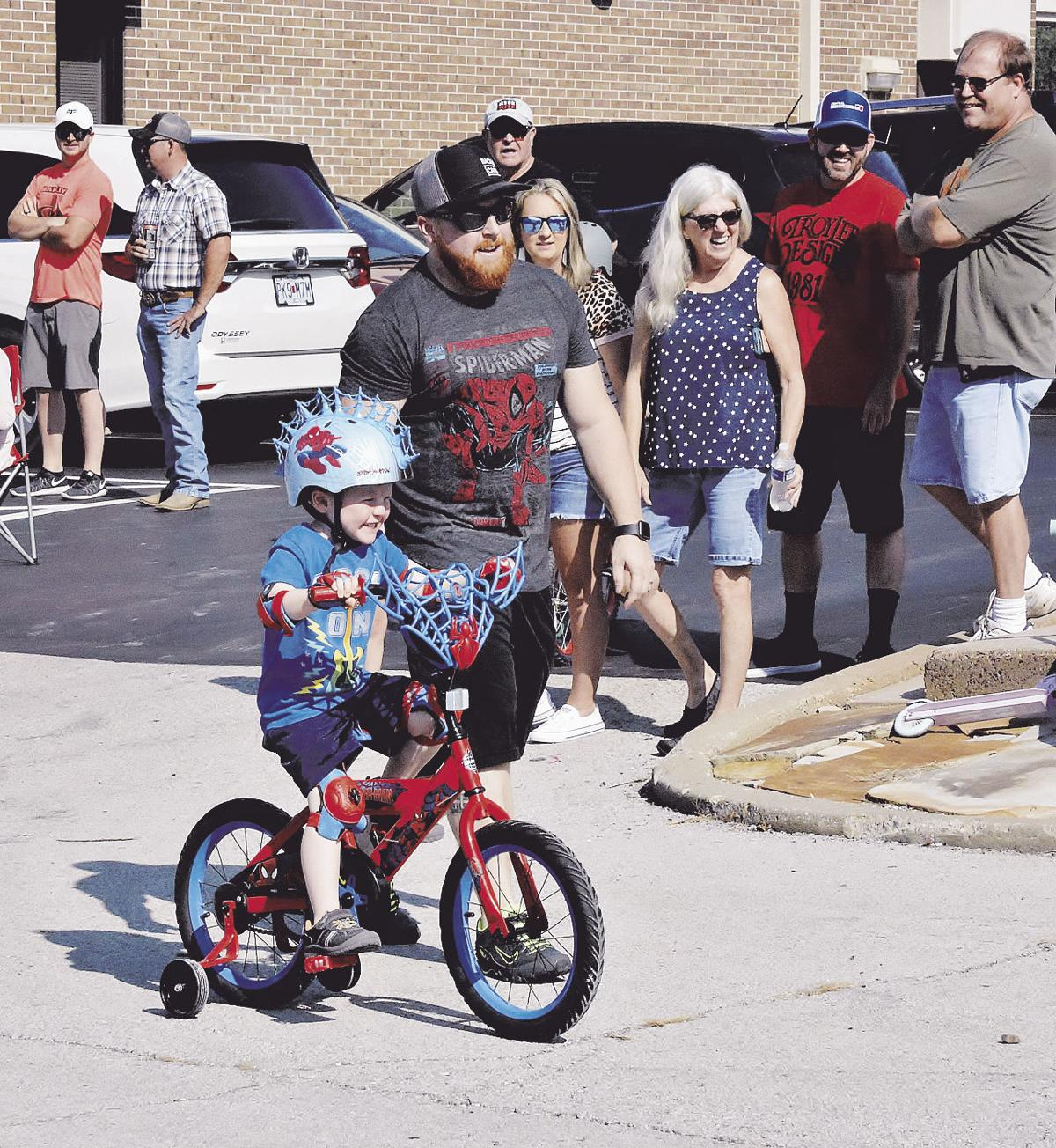 Old-fashioned fun brings families to downtown Kearney