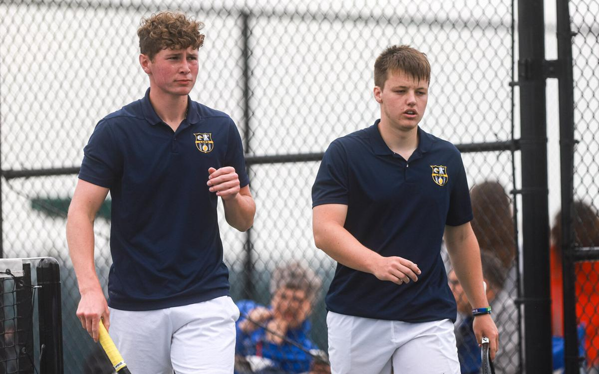 Eagles duo takes 3rd at state; Jays duo finish 5th