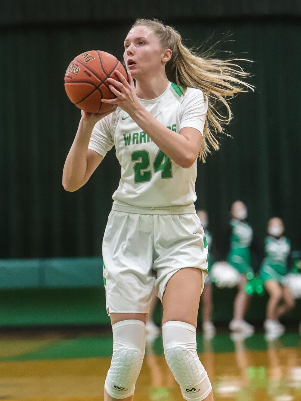 Courier-Tribune 2020-21 All-Area Girls Basketball Teams