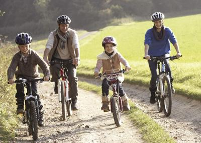 National Bike Month celebrates health benefits of cycling