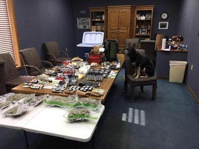 Kearney police make sizable drug bust | News | mycouriertribune com