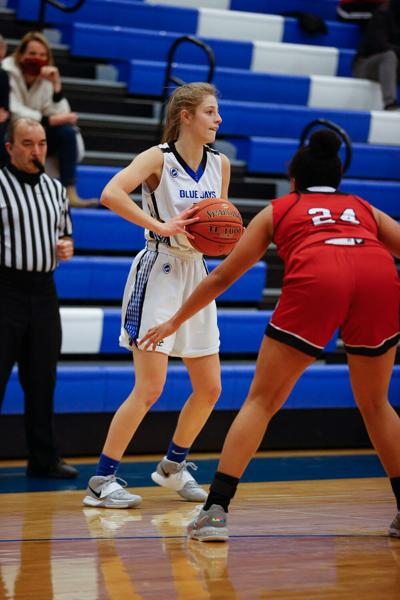 Liberty girls hoops beats Kearney, advances to Northtown tourney final