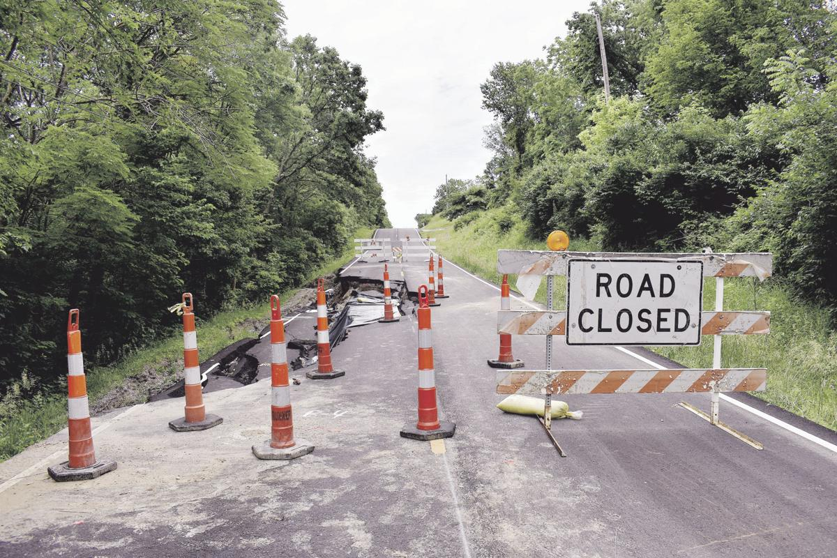 Main Street, Amory Road to be repaired