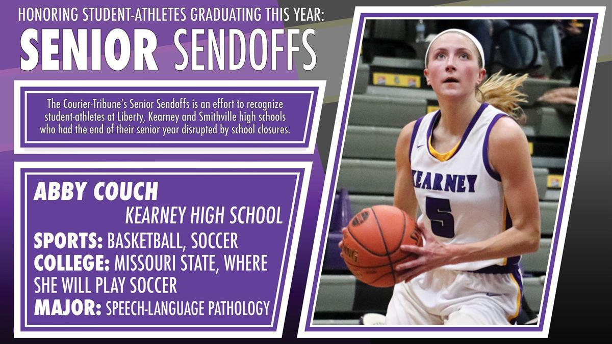 Senior Sendoffs: Abby Couch, Kearney