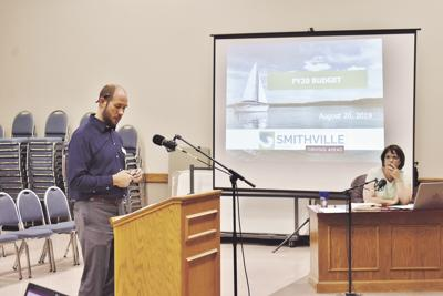 Smithville sales tax rate lowered