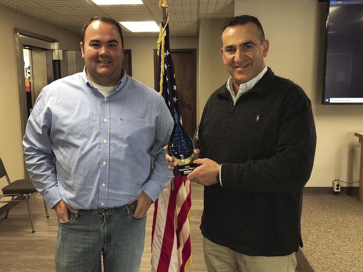 Clay County EDC presents Keystone Awards