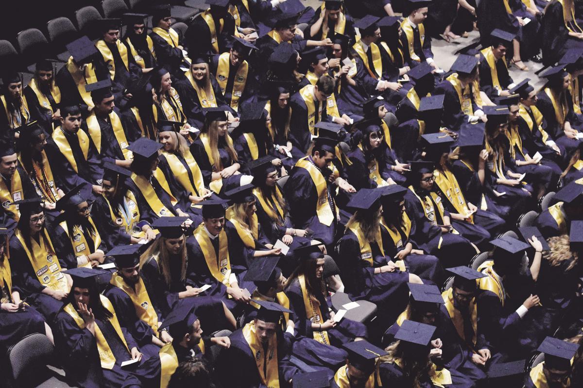Liberty North seniors celebrate graduation