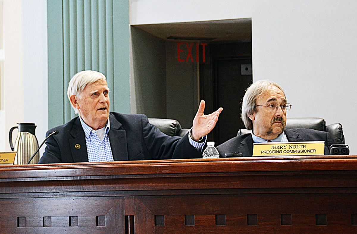 Possible land purchase for county annex raises questions of fairness
