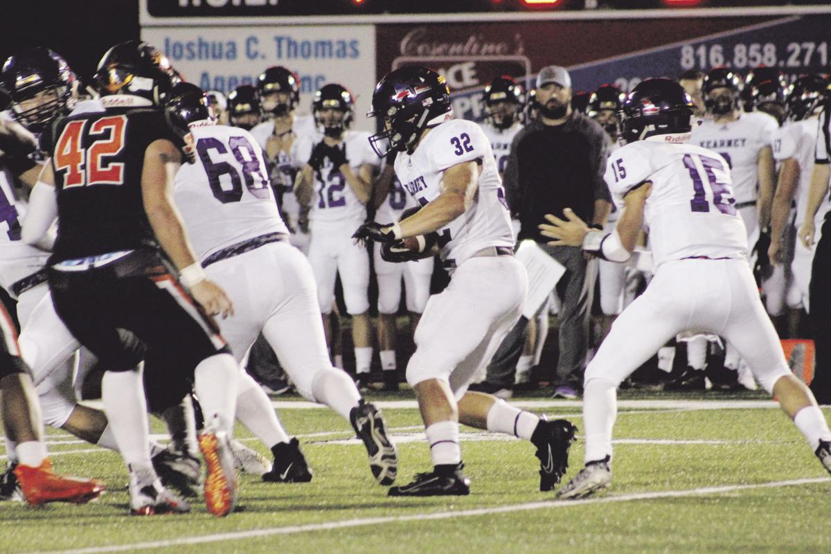 Kearney drops rivalry game with Platte County